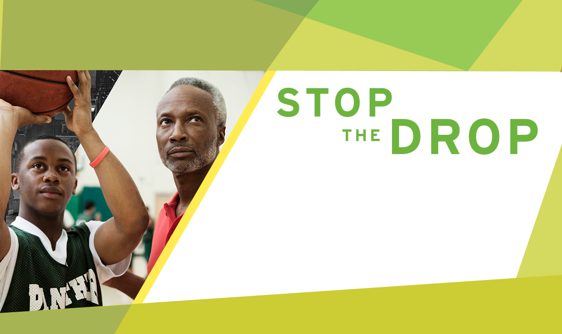 Image of Stop the Drop