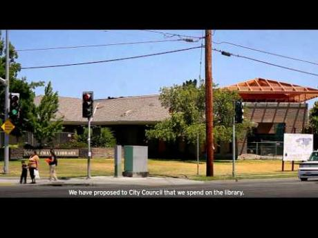 Cesar Chavez Library – East Salinas, CA